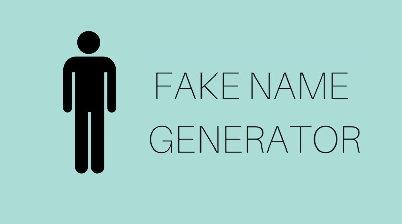 Fake Name Generator – 隨機產生身分/信用卡假資訊