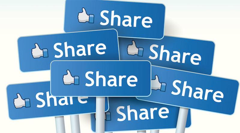 Facebook 隱私政策更新,純文字無圖片無法被轉貼分享