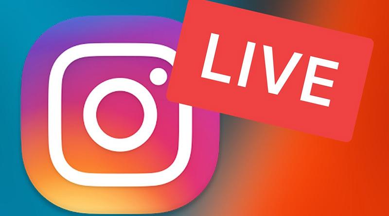 Instagram 新增直播影片儲存功能,直播後檔案存放手機中