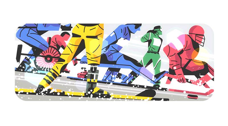 2018 年度冬季帕運會 Winter Paralympic 熱鬧展開