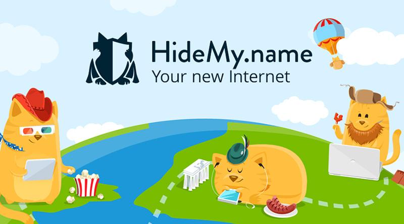 HideMy.name Proxy List 更新快國家城市多代理伺服器列表網