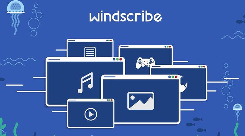 Windscribe 多國節點每月 10 GB 流量電腦手機翻牆使用教學