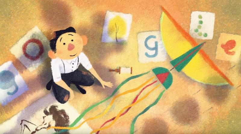 黃齊耀 108 歲冥誕紀念「小鹿斑比」之父動畫藝術家塗鴉短片