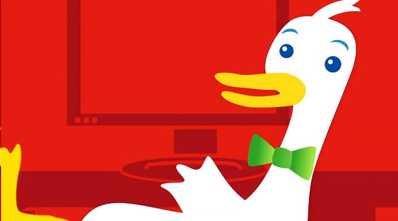 DuckDuckGo 鴨子牌搜尋引擎#主打隱私不記錄個資追蹤興趣喜好