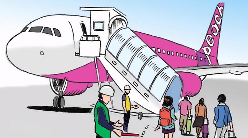 樂桃航空 Peach Aviation 輕旅行補完計畫之 2019 愚人節企劃