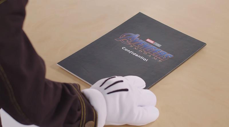「 復仇者聯盟:終局之戰 」來自迪士尼拯救世界神秘英雄亮相?