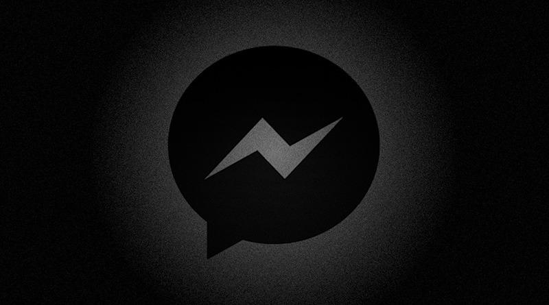 Facebook Messenger 臉書如何切換暗黑夜間模式使用教學?