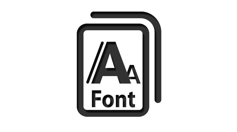如何透過「360 查字體」檢查電腦安裝字型可否免費商業用途?