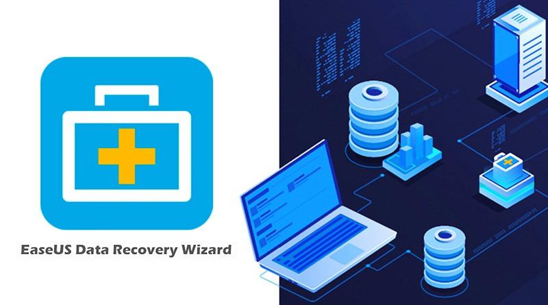 EaseUS Data Recovery Wizard 免費檔案誤刪救援還原軟體下載