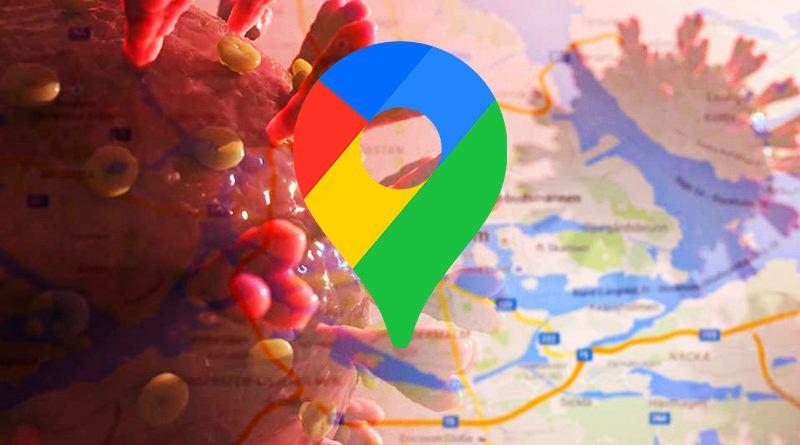 Google Maps 確診者足跡地圖查詢懶人包#幫助遠離高風險區