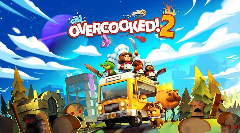 煮過頭2 Overcooked 2 限時免費下載遊戲電腦版#適合多人派對