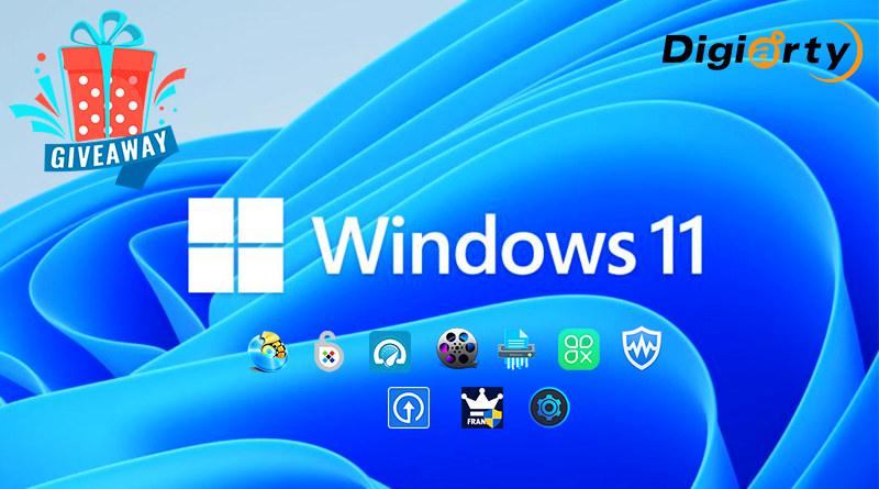 WinXDVD 針對 Windows 11 升級限時免費領取 10 款正版軟體