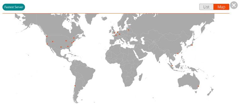 BandWidthPlace 採用 HTML5 支援手機/平板測速網站