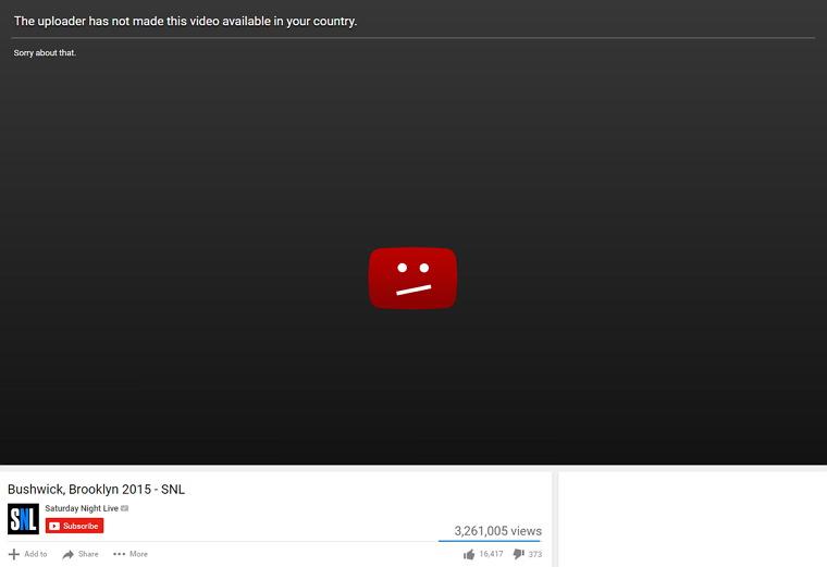 YouTube 地区限制/封锁查询@破解影片无法播放教学