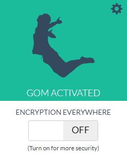 Gom VPN 專屬 Chrome 瀏覽器速度快跨區隱匿美國節點