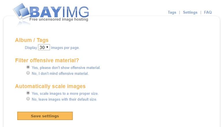BayImg 來自海盜灣安全匿名免註冊上傳圖片空間