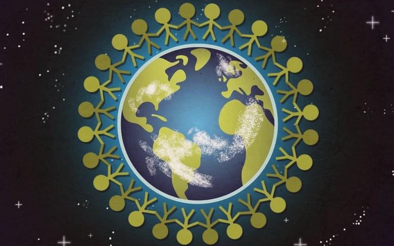 世界地球日塗鴉向人類學動物保育人士 Jane Goodall 博士致敬