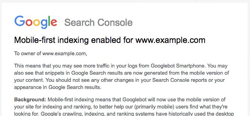 Google 將採用行動裝置優先索引站長必做 SEO 措施
