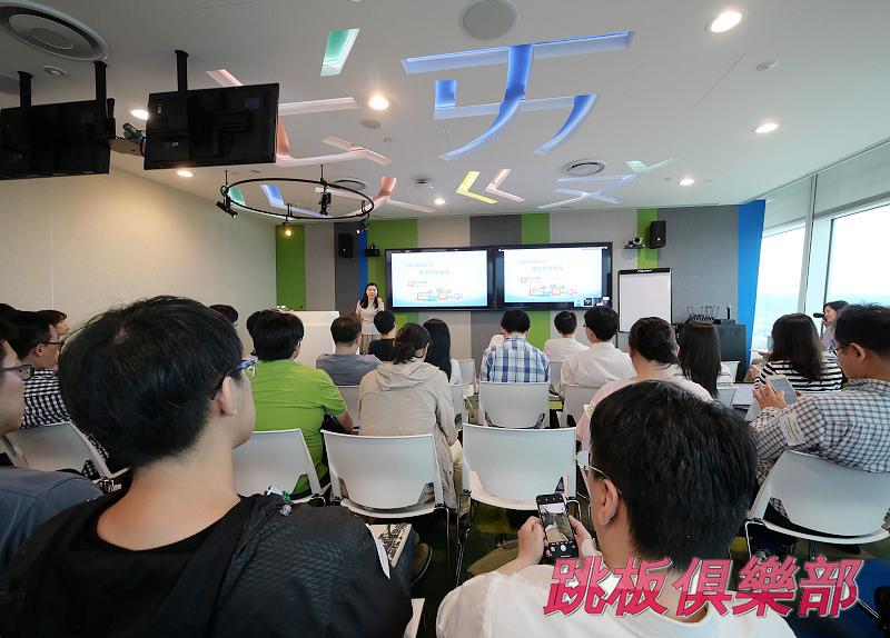 台灣 Google 辦公室參觀 For Adsense 發佈商交流會活動筆記