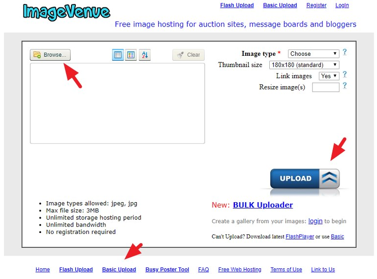 ImageVenue 來自加拿大可上傳成人內容免註冊老牌圖空
