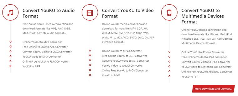 支援超過 200 個平台一鍵影片音樂下載服務@免裝軟體自動轉檔