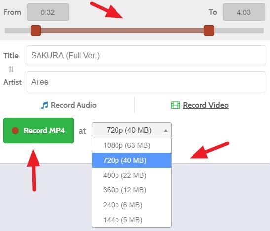 Peggo 支援電腦手機 YouTube 影片下載 & 免費線上轉檔剪接