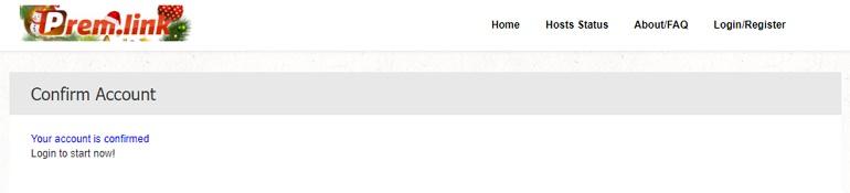 Prem.link 免费空间付费高级帐号免秒数倒数产生连结直接下载
