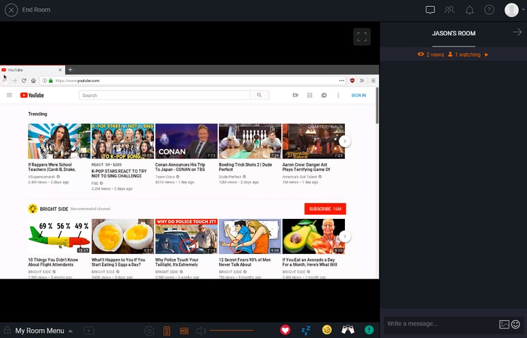 Rabb.it 中國上網逛 Google & 收看 YouTube 免翻牆代理瀏覽器