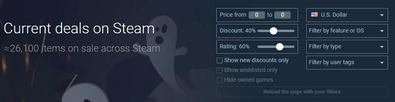 Steam 游戏专用 SteamDB 价格变化#C/P值#锁区限制查询教学