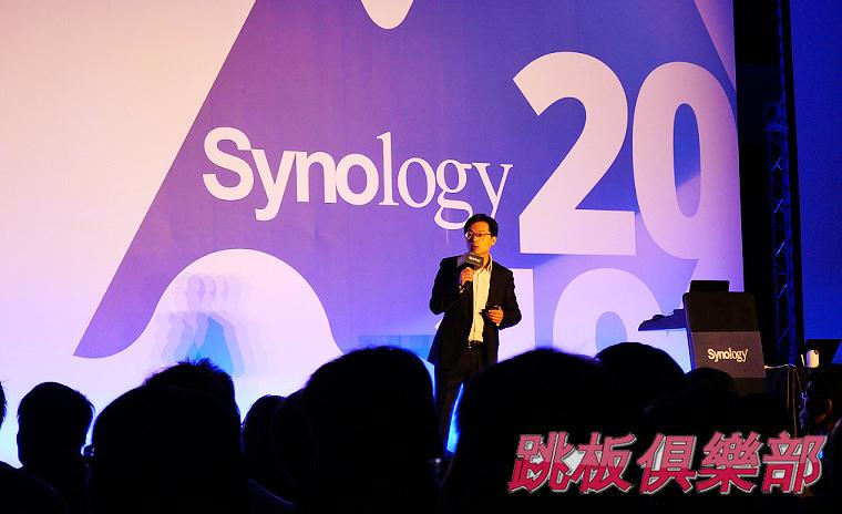 Synology 2019 發表會活動#新機 DSM 發佈 & VIP 玩家交流