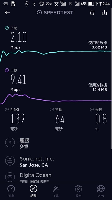 FishVPN 多國免費 VPN 連線 App 下載#安卓蘋果裝置適用