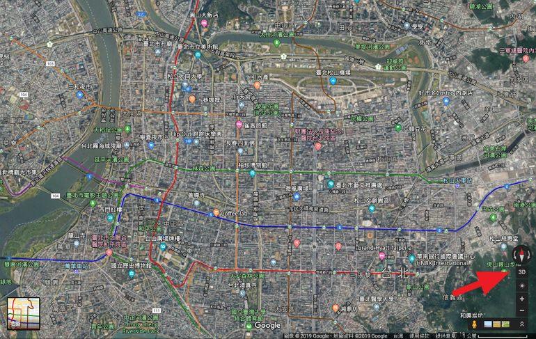 Google 地圖支援 3D 建築衛星影像顯示 & iOS 機車導航上線