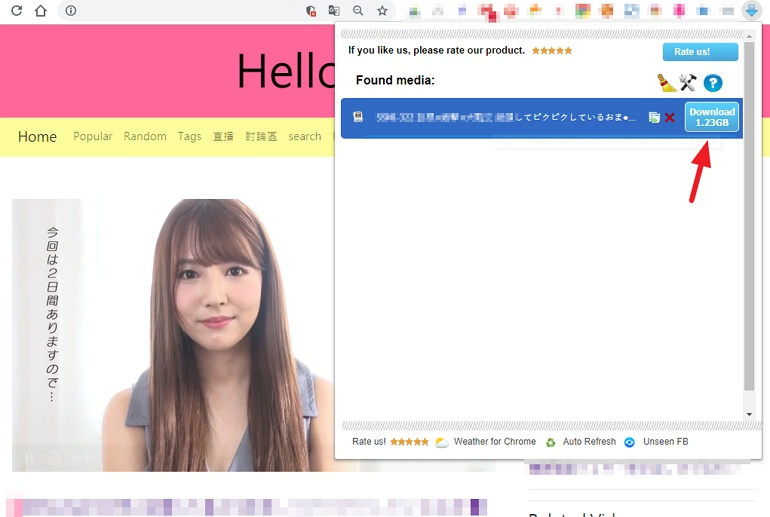 Hello AV Girls 哈囉女孩#無彈跳式廣告老司機線上看網站