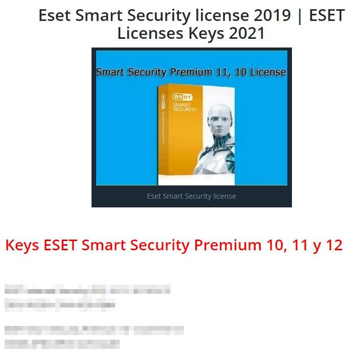 ESET NOD32 Key 金鑰序號激活碼每日更新帳號網站懶人包 | 跳板俱樂部