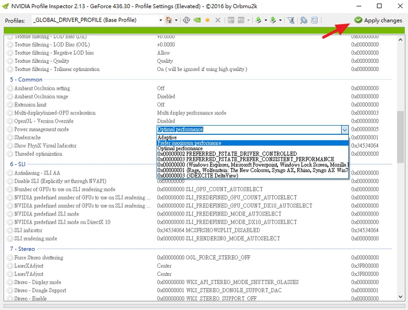 NVIDIA Inspector 針對 N 牌顯示卡超頻風扇優化軟體#中文教學
