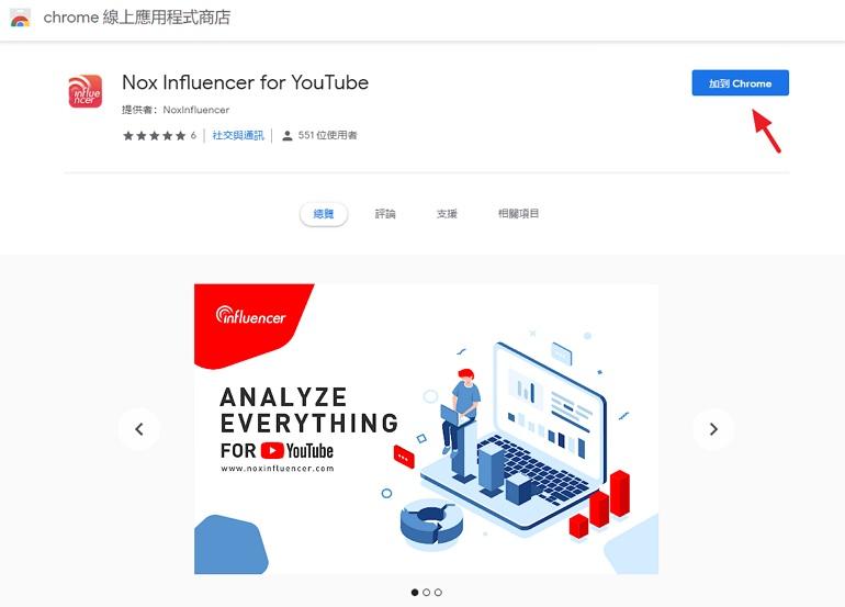 如何使用 NoxInfluencer 挖掘有潛力價值 YouTuber 網紅教學?