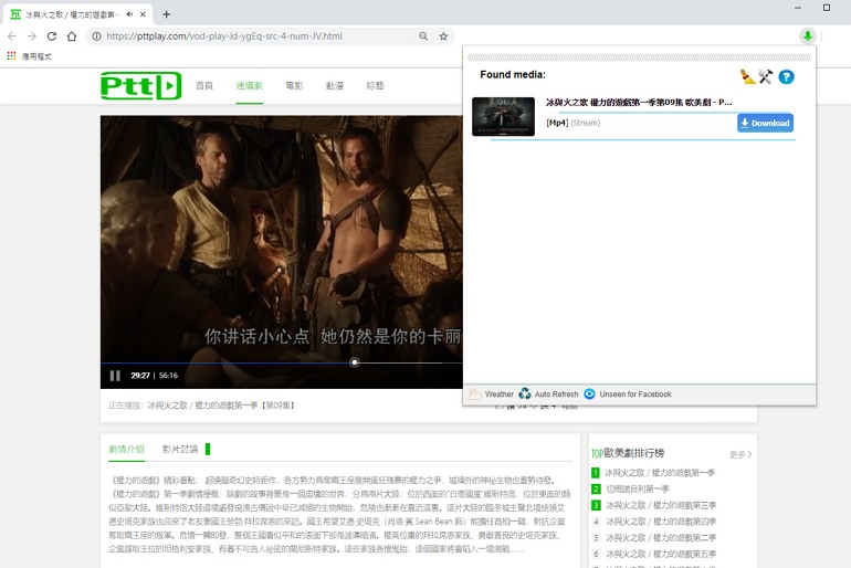 PttPlay-線上看之猶如 MOMOVOD 雙胞胎兄弟追劇網站