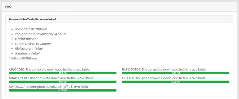 Reevown 广告少支援 MEGA、Uploaded 多空间高速下载