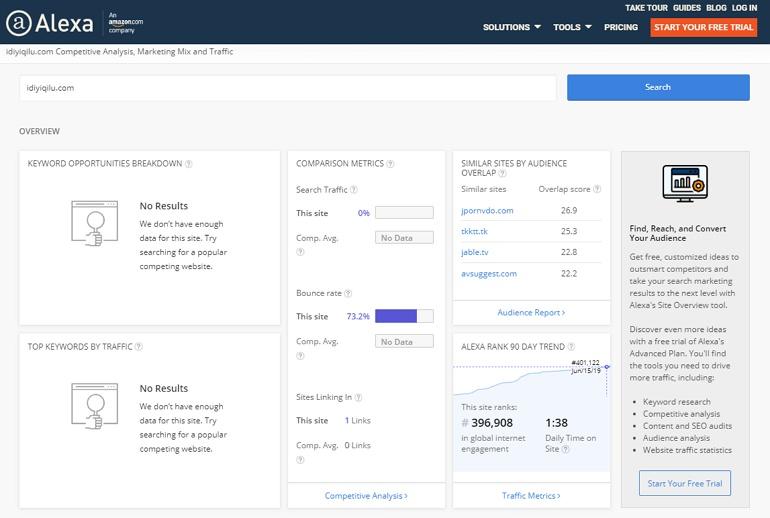 爱奇撸 iDIY 网页风格致敬知名平台支援 App 老司机线上看