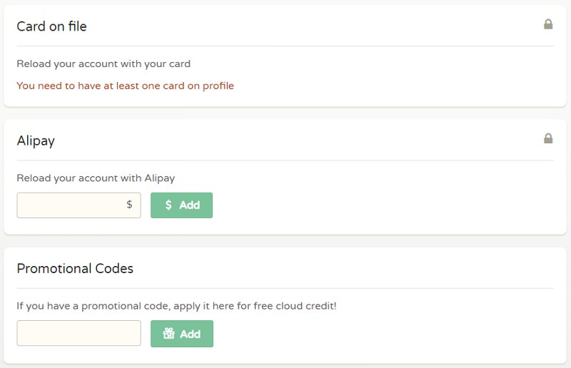 CloudCone 採小時計費/價格便宜 VPS 搭梯子主機購買教學