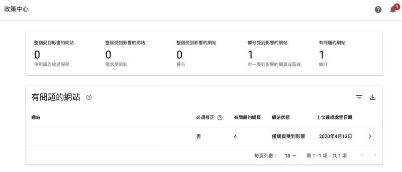 Google Adsense 被停權封鎖帳號申訴復權 + 客服聯繫教學