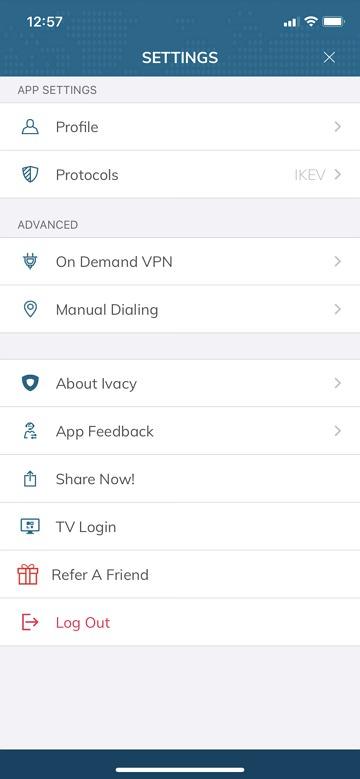 Ivacy 評價不錯中國大陸翻牆軟體之電腦手機 App 使用教學
