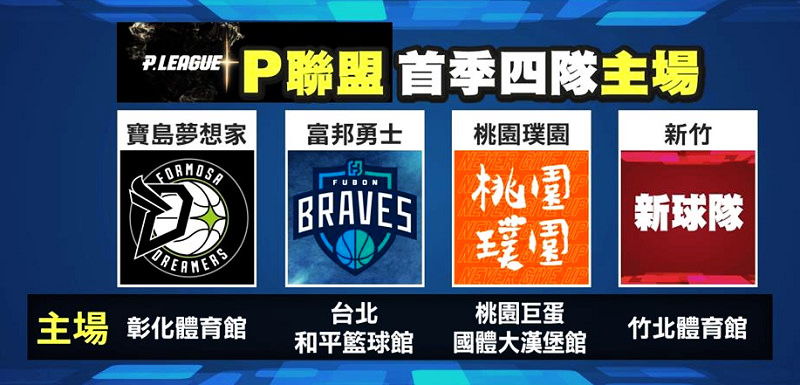 P. LEAGUE+ 轉播#2020-2021 台灣職籃賽程購票 + 直播 Live