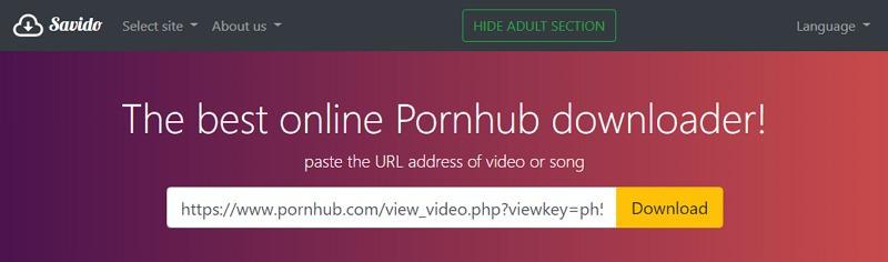 Pornhub 影片下載免安裝軟體教學#電腦手機可用懶人包