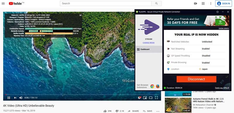 PureVPN 支援設備多 + 跨區連線看 Netflix 影片專用 VPN 教學