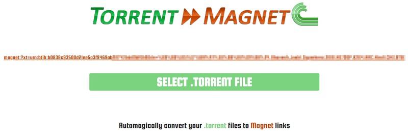 免裝軟體 BT 種子 Torrent 轉換 Magnet 磁力連結使用教學