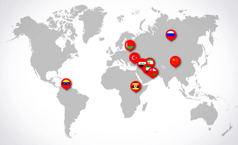 VPN 合法嗎?禁止違法使用 VPN 連線上網國家清單列表