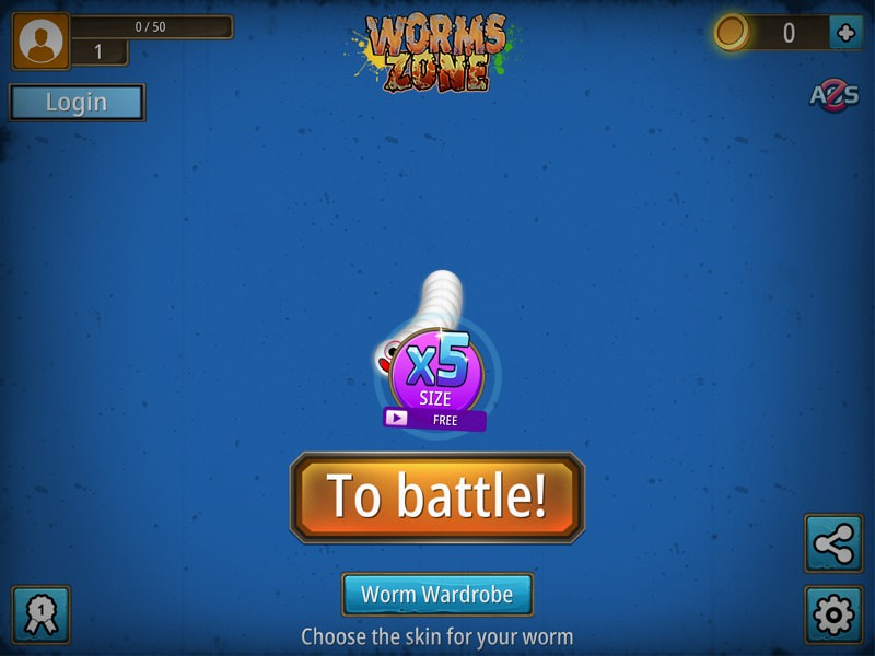 Worms Zone.io 電腦版 PC / APK + iPhone 連線貪食蛇玩法攻略