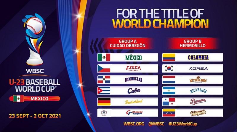 U23 棒球直播#U-23 世界盃棒球賽網路轉播線上看 + 賽程查詢